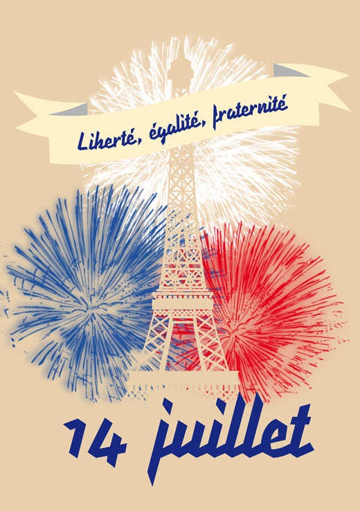 14 July 2016/ Bastille day